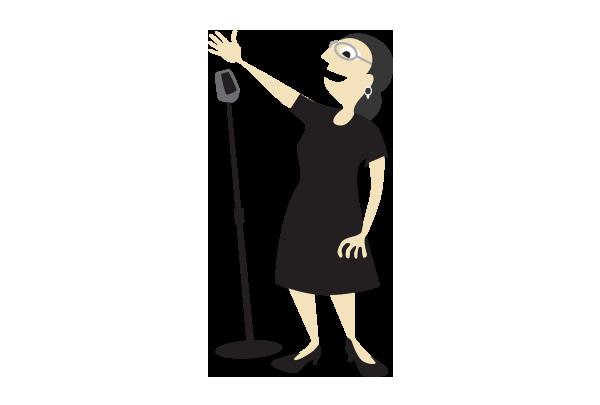 Marilyn Fisher illustration
