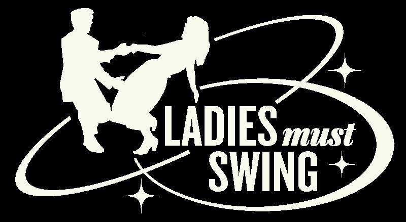 Ladies Must Swing logo