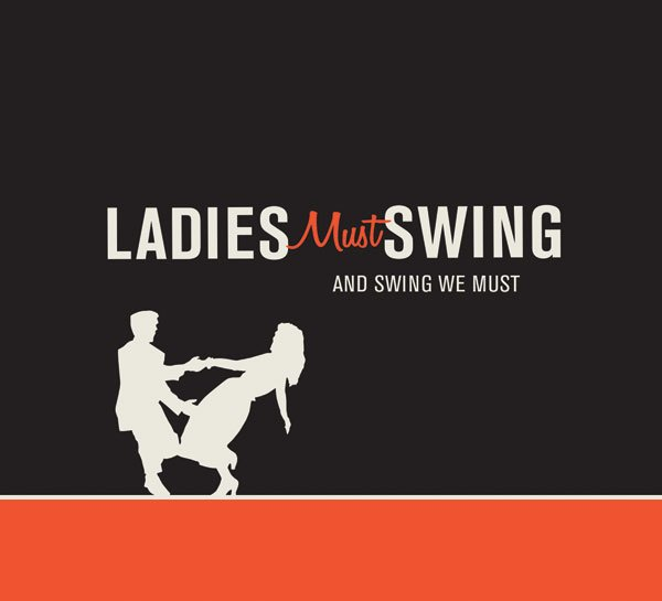 Ladies Must Swing CD,