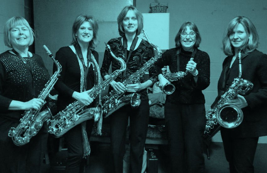 The LMS Saxes