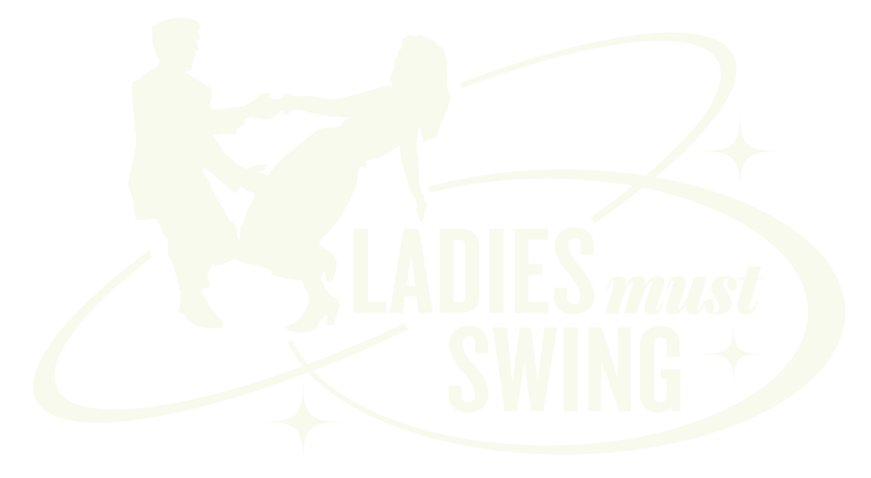 Ladies Must Swing logo